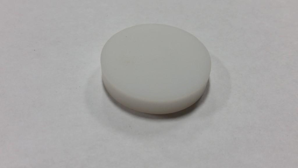 white round