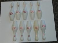 Used Bowling Pins